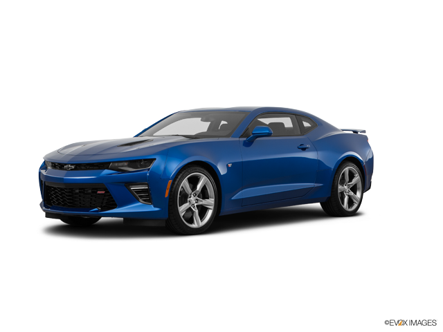 New 2018 Chevrolet Camaro in Irvine, CA