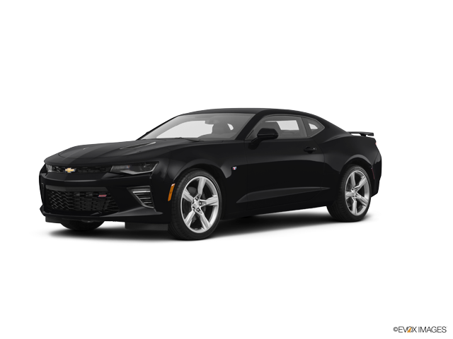 New 2018 Chevrolet Camaro in Tulsa, OK