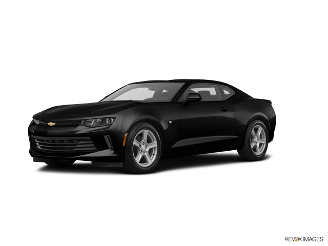 New 2018 Chevrolet Camaro in Irvine, CA