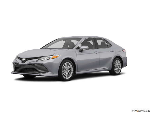 New 2018 Toyota Camry in Alamogordo, NM