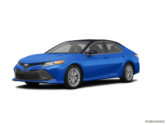 New 2018 Toyota Camry in Cape Girardeau, MO