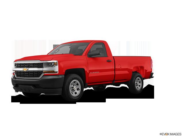 New 2018 Chevrolet Silverado 1500 in Ontario, CA