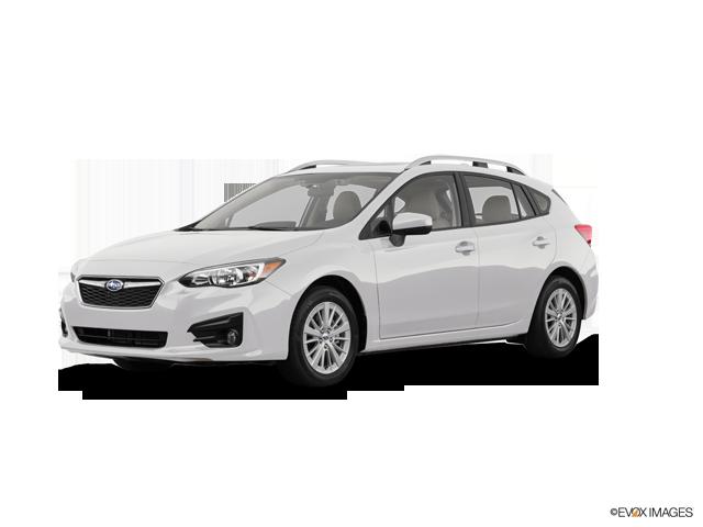 New 2018 Subaru Impreza in Jackson, MS