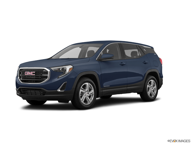 New 2018 GMC Terrain in Jesup, GA