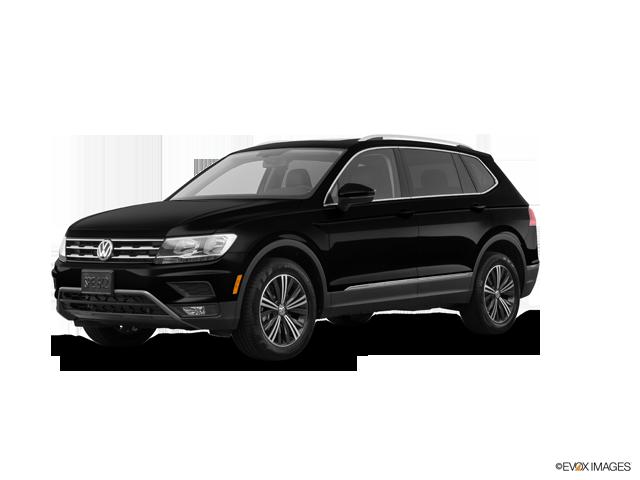 Used 2018 Volkswagen Tiguan in Mount Pleasant, SC