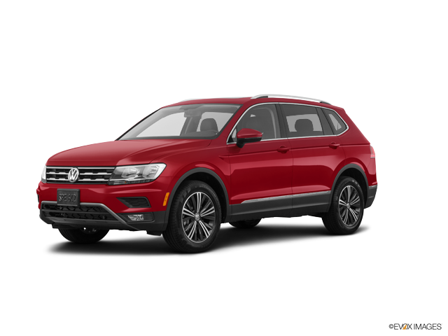 Used 2018 Volkswagen Tiguan in Alamagordo, NM
