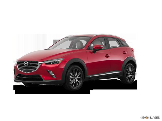 New 2018 Mazda CX-3 in HONOLULU, HI