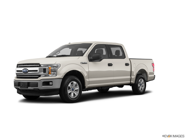 New 2018 Ford F-150 in Muskogee, OK
