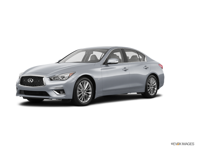 New 2018 INFINITI Q50 in Fairfield, Vallejo, & San Jose, CA
