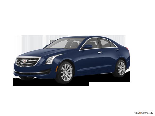 New 2018 Cadillac ATS Sedan in Ontario, CA