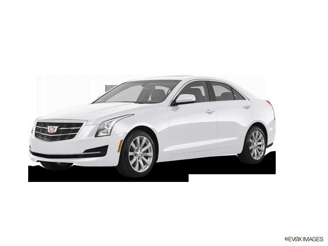 New 2018 Cadillac ATS-V Sedan in Ontario, CA