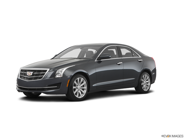 New 2018 Cadillac ATS Sedan in Ontario, CA