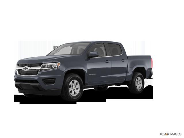 New 2018 Chevrolet Colorado in Belle Glade, FL
