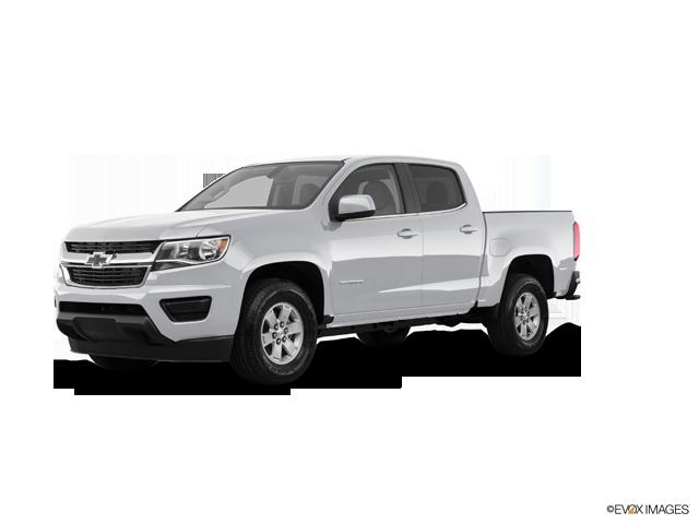 New 2018 Chevrolet Colorado in Clanton, AL
