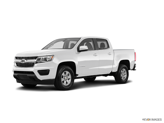 New 2018 Chevrolet Colorado in Gadsden, AL