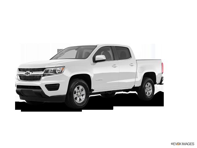 New 2018 Chevrolet Colorado in Garden Grove, CA