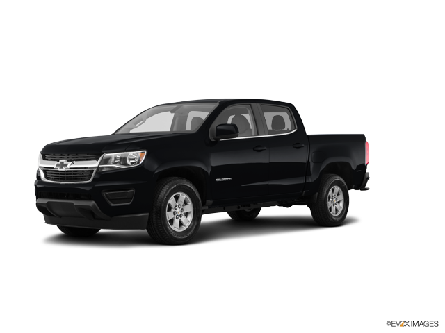 New 2018 Chevrolet Colorado in Marietta, GA