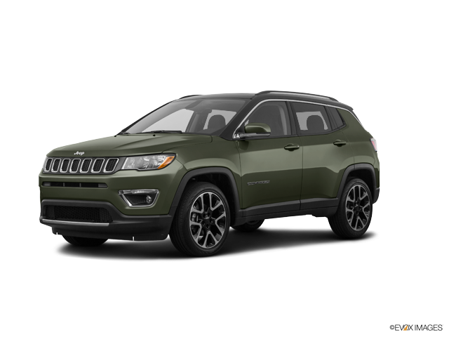 New 2018 Jeep Compass in Granville, NY