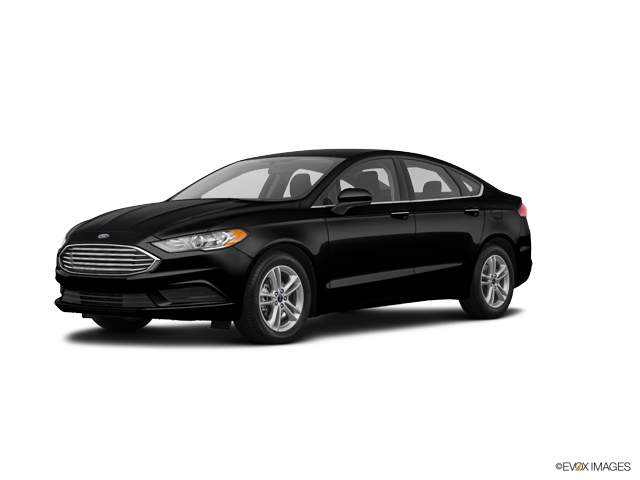 New 2018 Ford Fusion in Baxley, GA