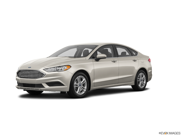 New 2018 Ford Fusion in Pascagoula, MS