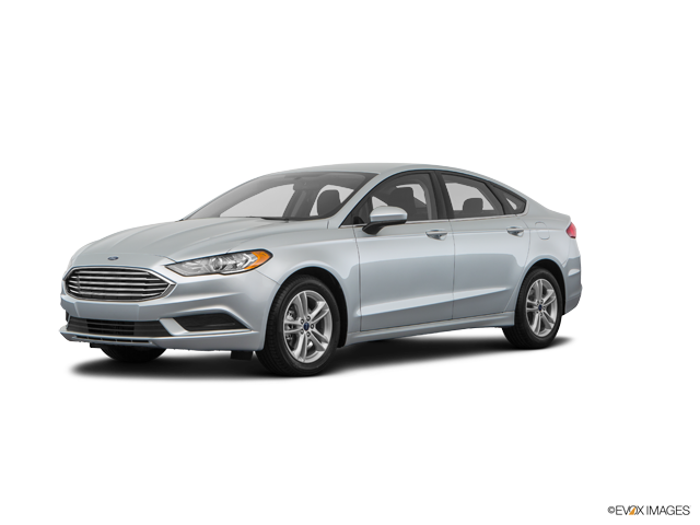 New 2018 Ford Fusion in Thousand Oaks, CA