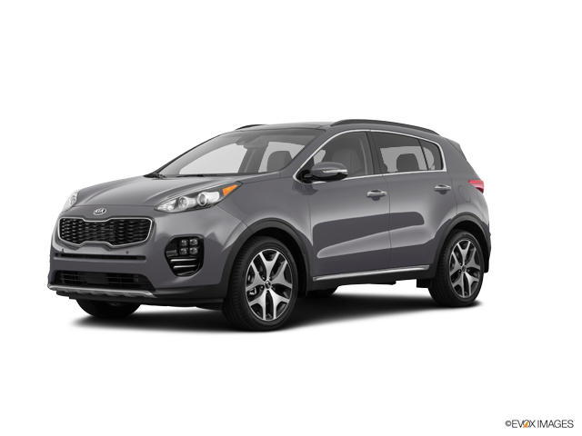 New 2018 KIA Sportage in Cookeville, TN