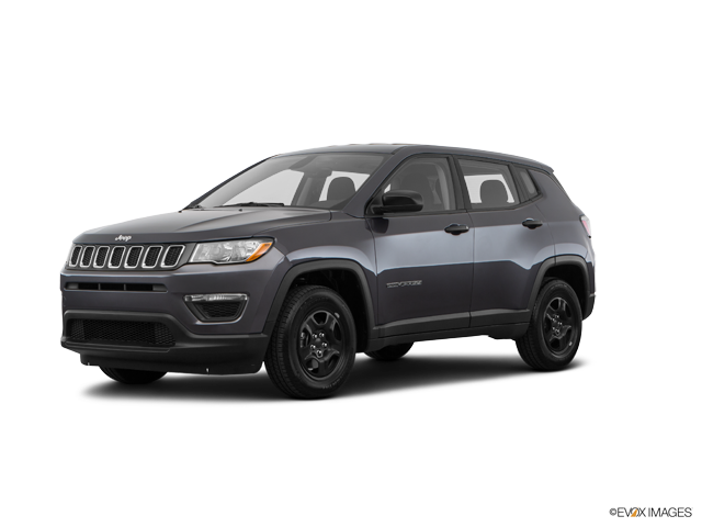 New 2018 Jeep Compass in Placentia, CA