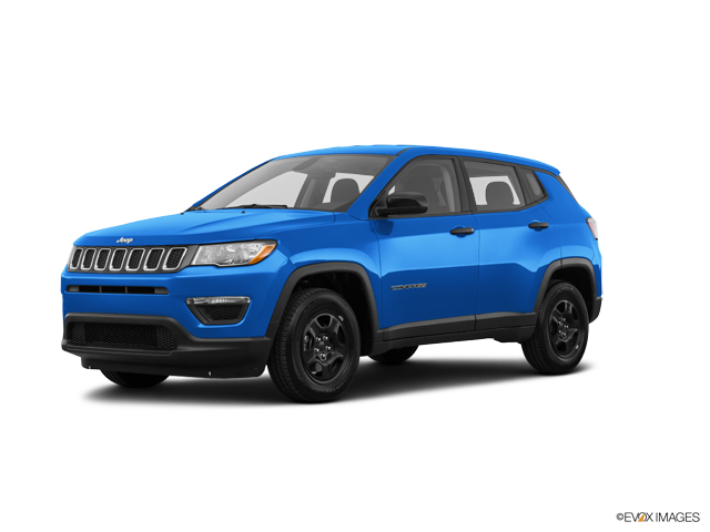 New 2018 Jeep Compass in , AL