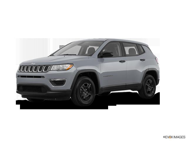 New 2018 Jeep Compass in Honolulu, HI