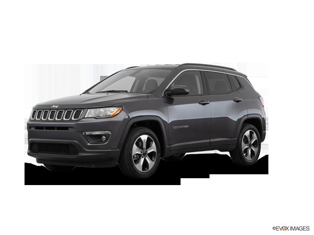 New 2018 Jeep Compass in Fairfield, Vallejo, & San Jose, CA