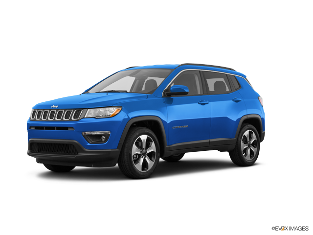 New 2018 Jeep Compass in Columbia, MO
