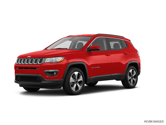 New 2018 Jeep Compass in Harrisburg, PA