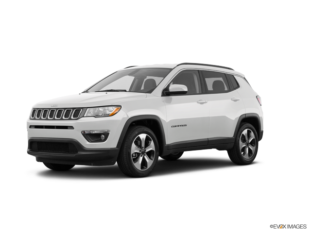 New 2018 Jeep Compass in Greenville, TX