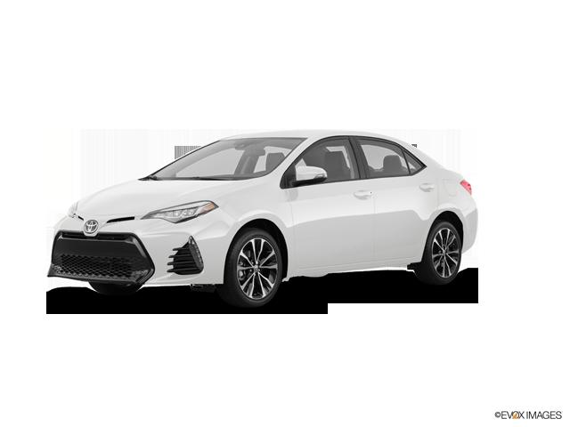 New 2018 Toyota Corolla in Oxnard, CA