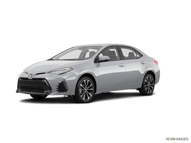 New 2018 Toyota Corolla in Oxnard, CA