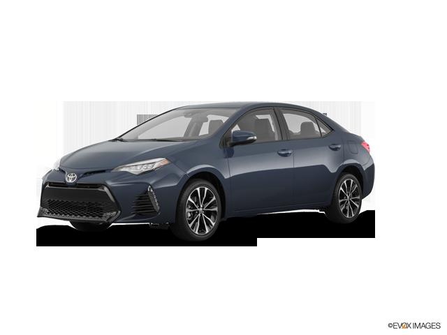 New 2018 Toyota Corolla in Lakeland, FL