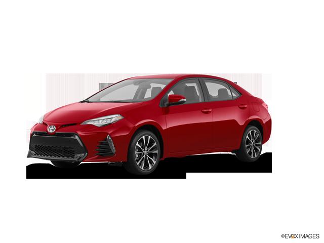 New 2018 Toyota Corolla in Venice, FL