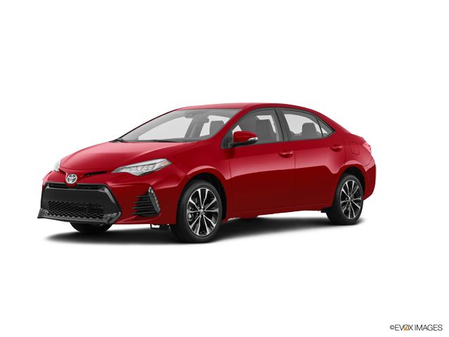 New 2018 Toyota Corolla in Bastrop, LA