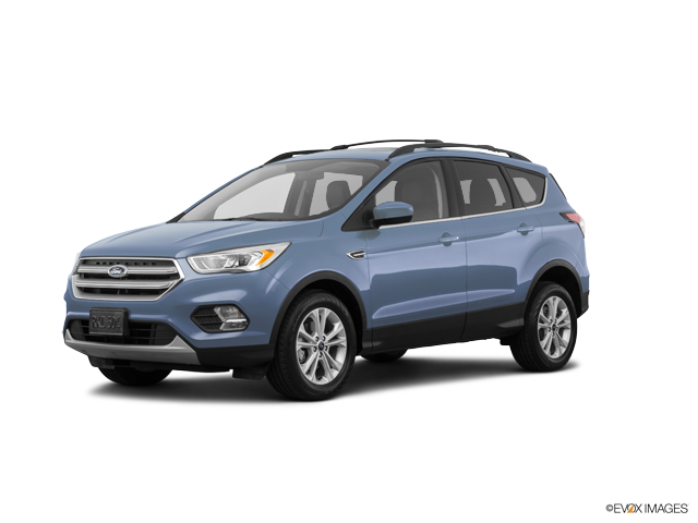New 2018 Ford Escape in Cleveland, OH