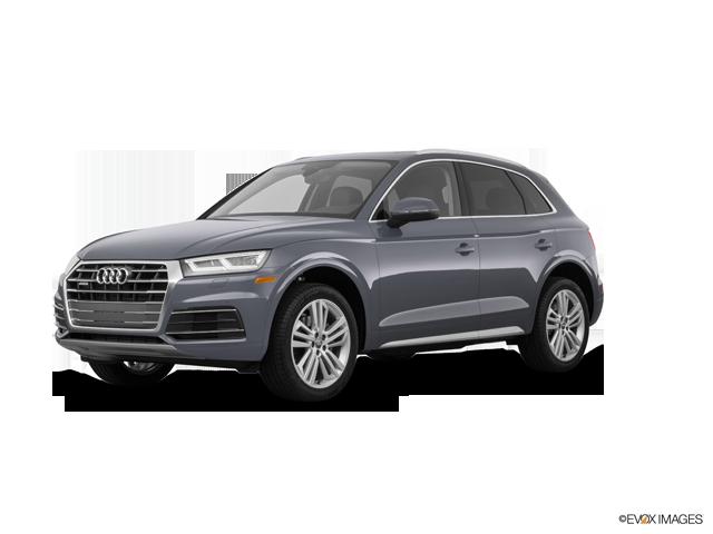 New 2018 Audi Q5 in Petoskey, MI