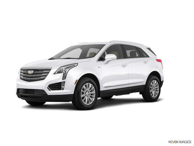 New 2018 Cadillac XT5 in Ontario, CA