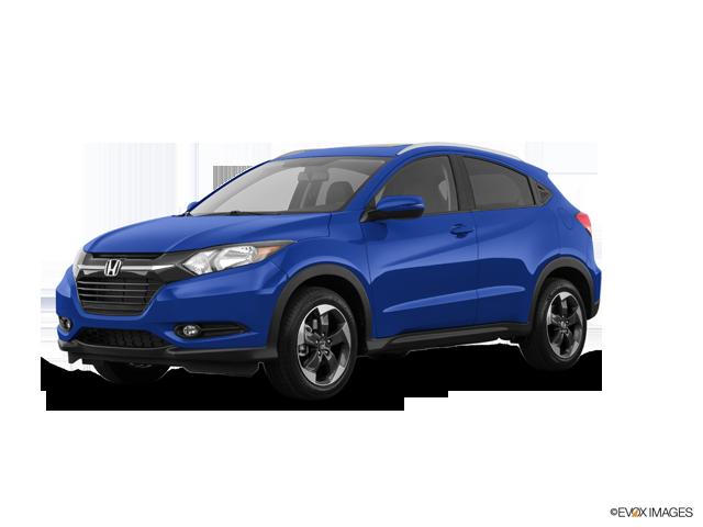 New 2018 Honda HR-V in Santa Rosa, CA