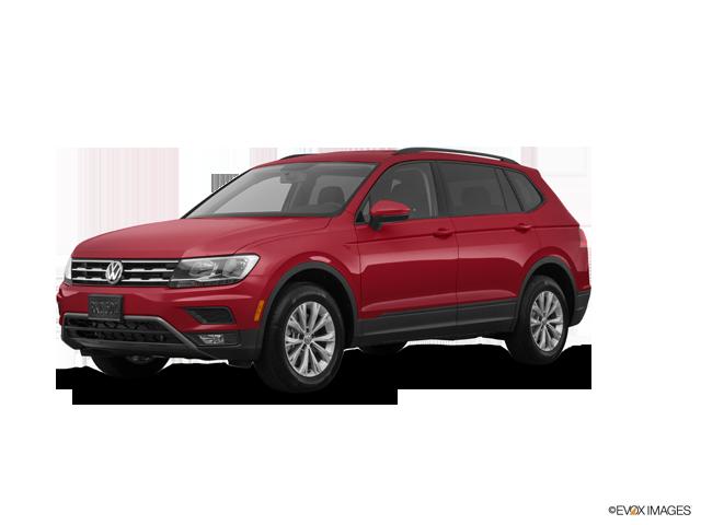 New 2018 Volkswagen Tiguan in Myrtle Beach, SC