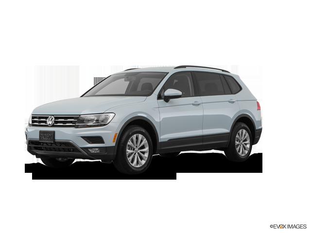 New 2018 Volkswagen Tiguan in Fairfield, Vallejo, & San Jose, CA