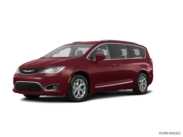 New 2018 Chrysler Pacifica in Owasso, OK