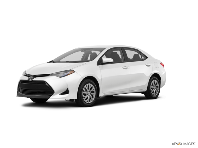 New 2018 Toyota Corolla in Lakewood, CO