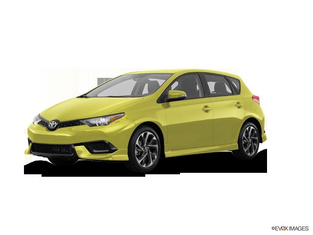 New 2018 Toyota Corolla iM in Bastrop, TX