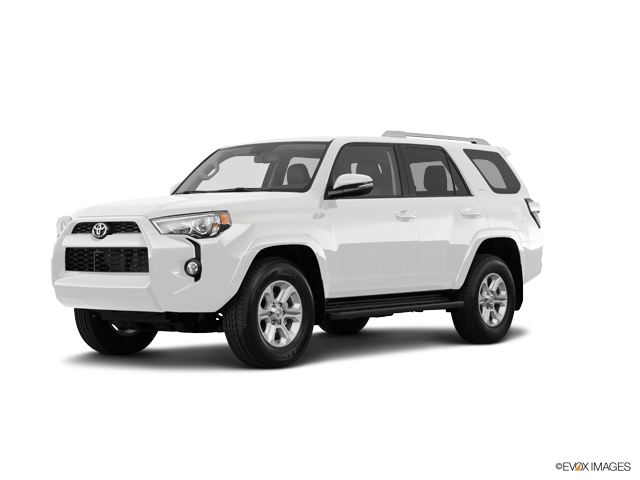 New 2018 Toyota 4Runner in North Kingstown, RI