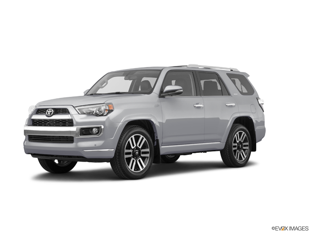 New 2018 Toyota 4Runner in Hickory, NC