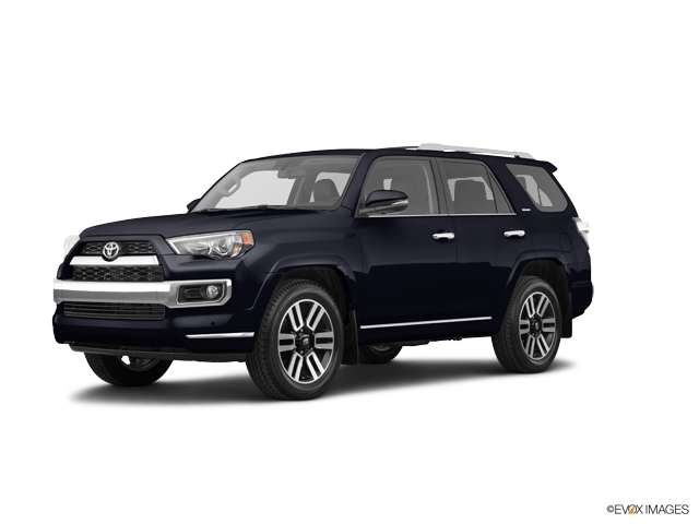 New 2018 Toyota 4Runner in Manchester, TN